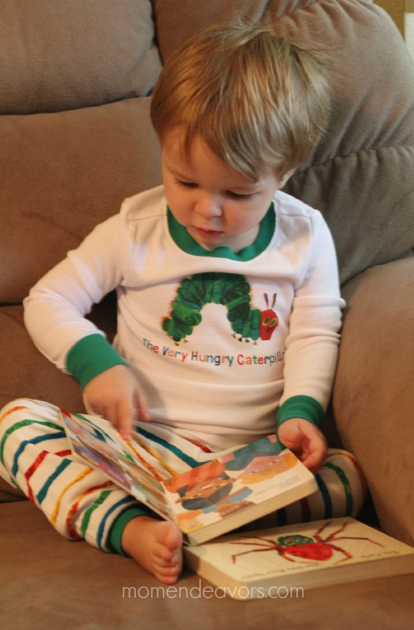 The Very Hungry Caterpillar Pajamas