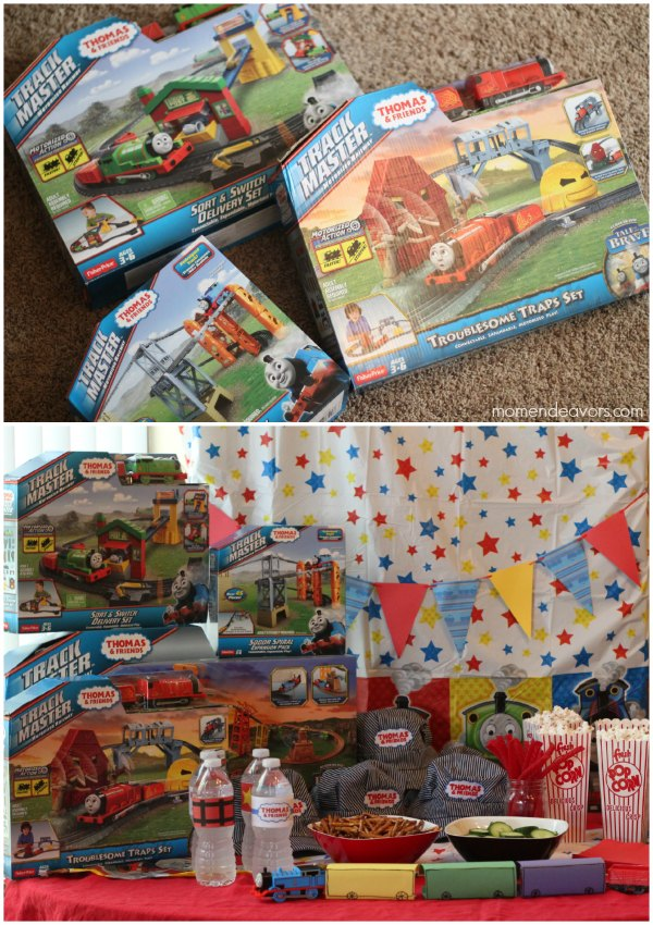 Thomas & Friends TrackMaster