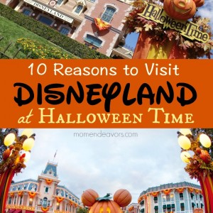 0 Reasons to Visit Disneyland at Halloween Time