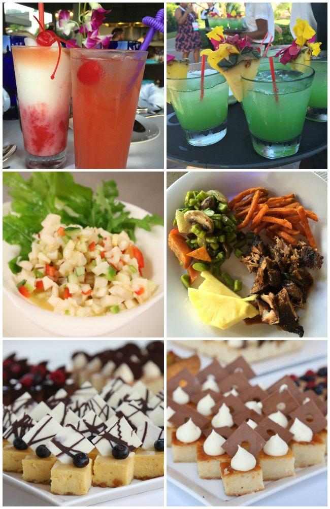 Beaches Food