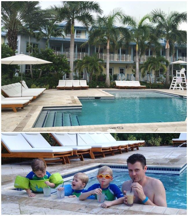 Beaches Key West Pool