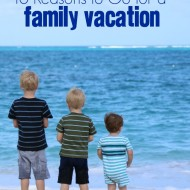 10 Reasons to Consider a Family Vacation to Beaches Turks & Caicos