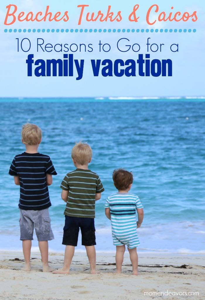 Beaches Turks & Caicos Family Vacation