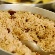 Caribbean Rice & Peas Recipe