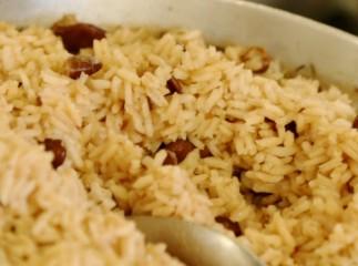 Caribbean Beans & Rice