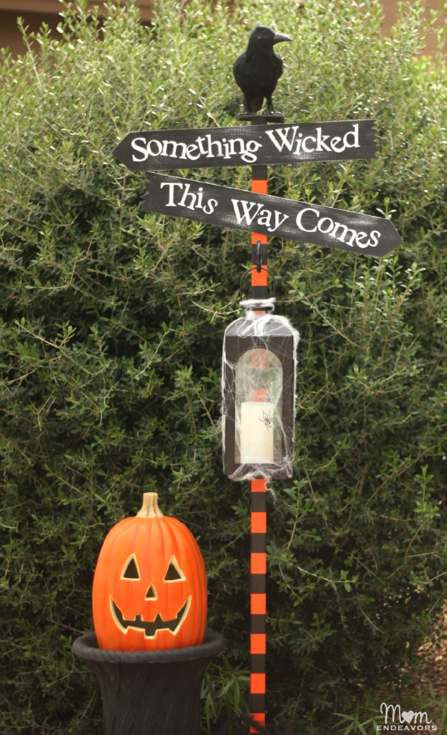 halloween diy decor - Easy Diy Halloween Yard Decorations