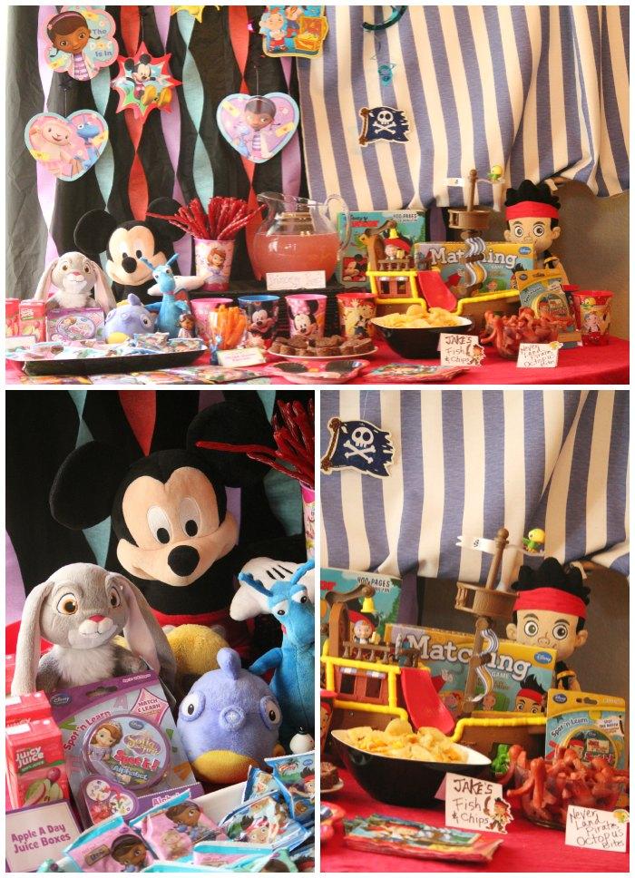 Disney Junior Party Ideas