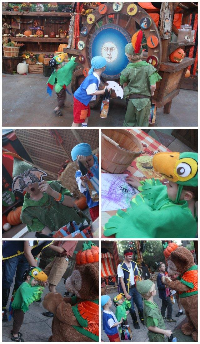 Disneyland Halloween Carnival