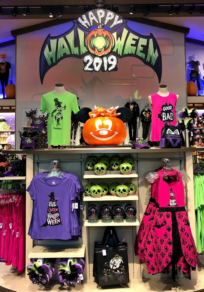 Disneyland Halloween Products