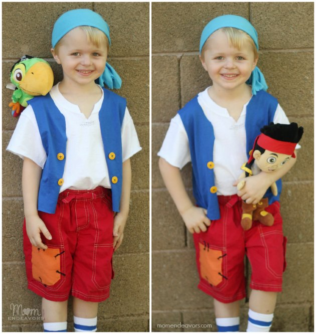 Easy Handmade Disney Cubby Costume