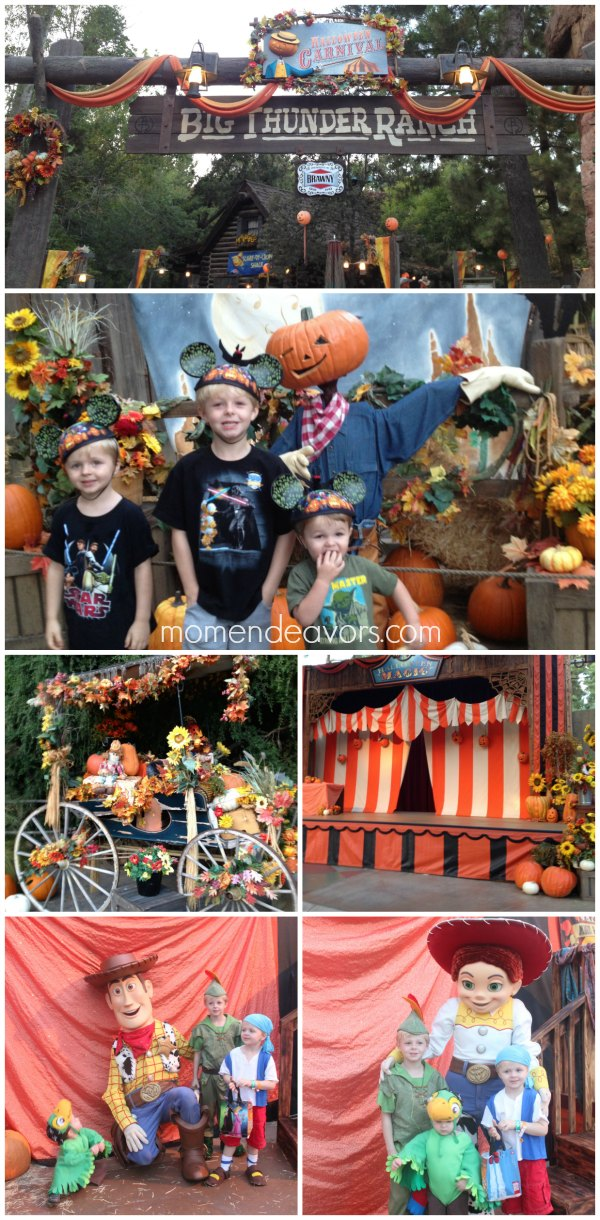 Halloween Carnival Disneyland