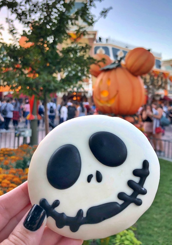 Jack Skellington Cookie Disneyland