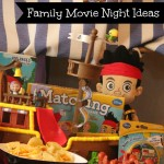 Jake and the Never Land Pirates Movie Night Ideas