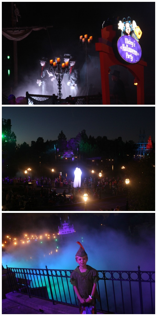Mickey's Halloween Party Ambiance