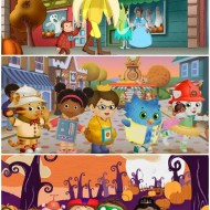 PBS Kids 2014 Halloween Week Programming!