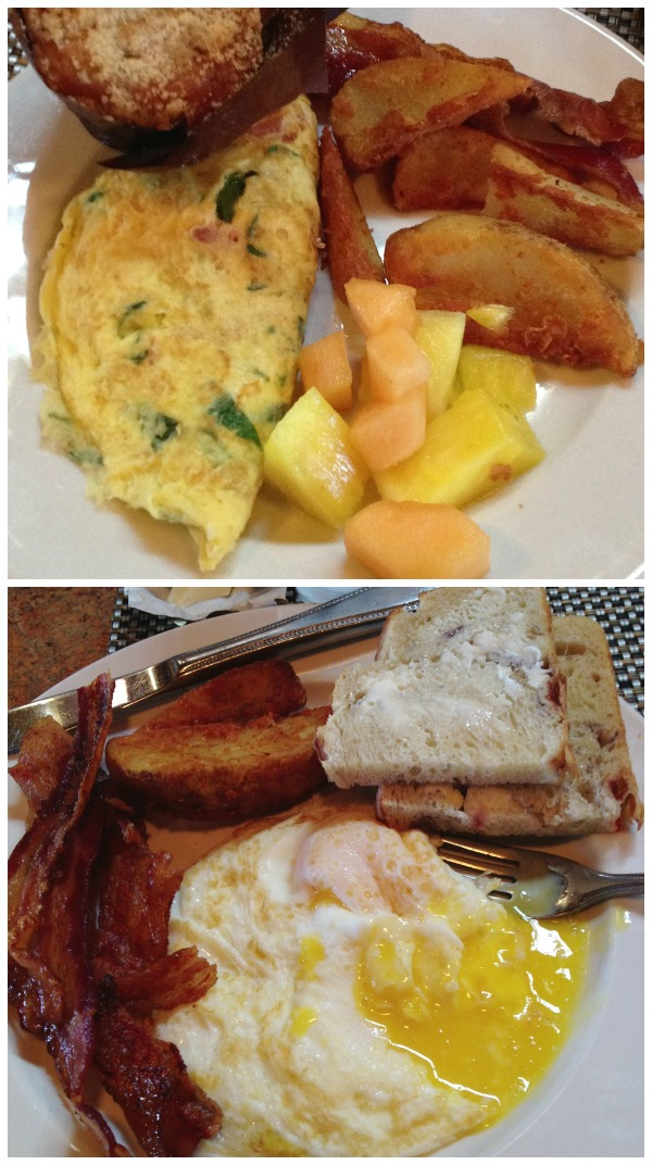 Pointe Hilton Buffet Breakfast