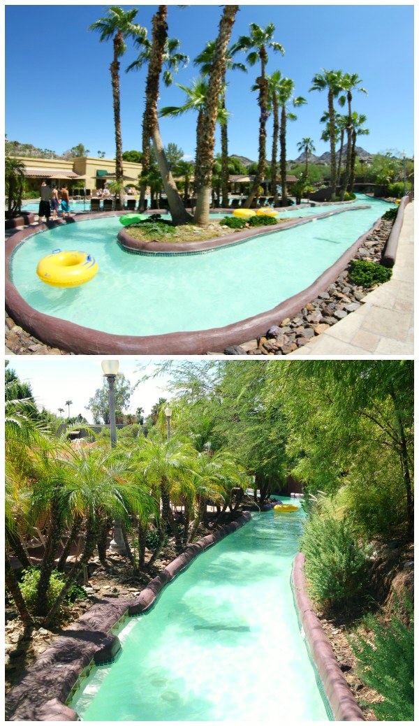 Pointe Hilton Lazy River