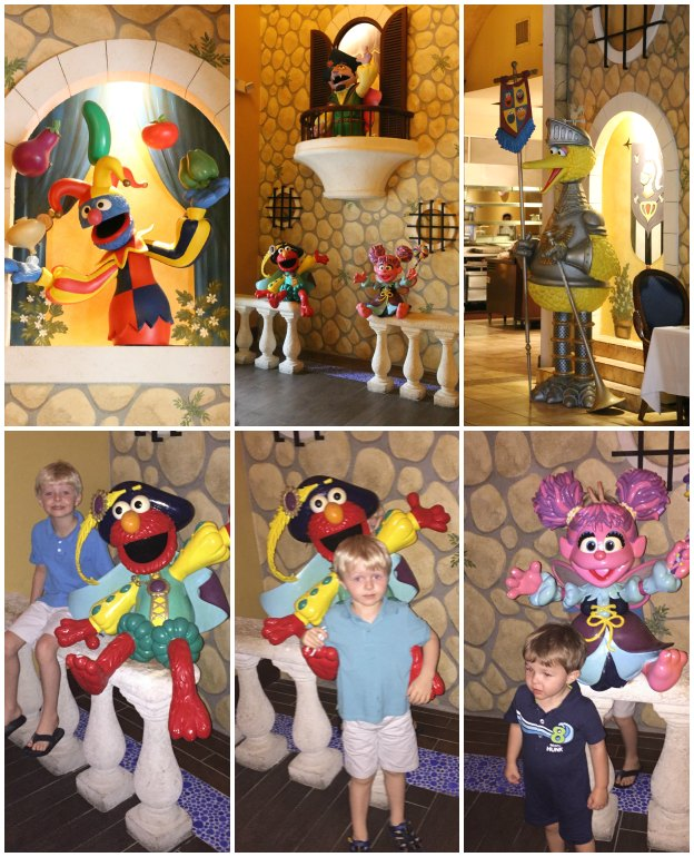 Sesame Street Fun at Beaches