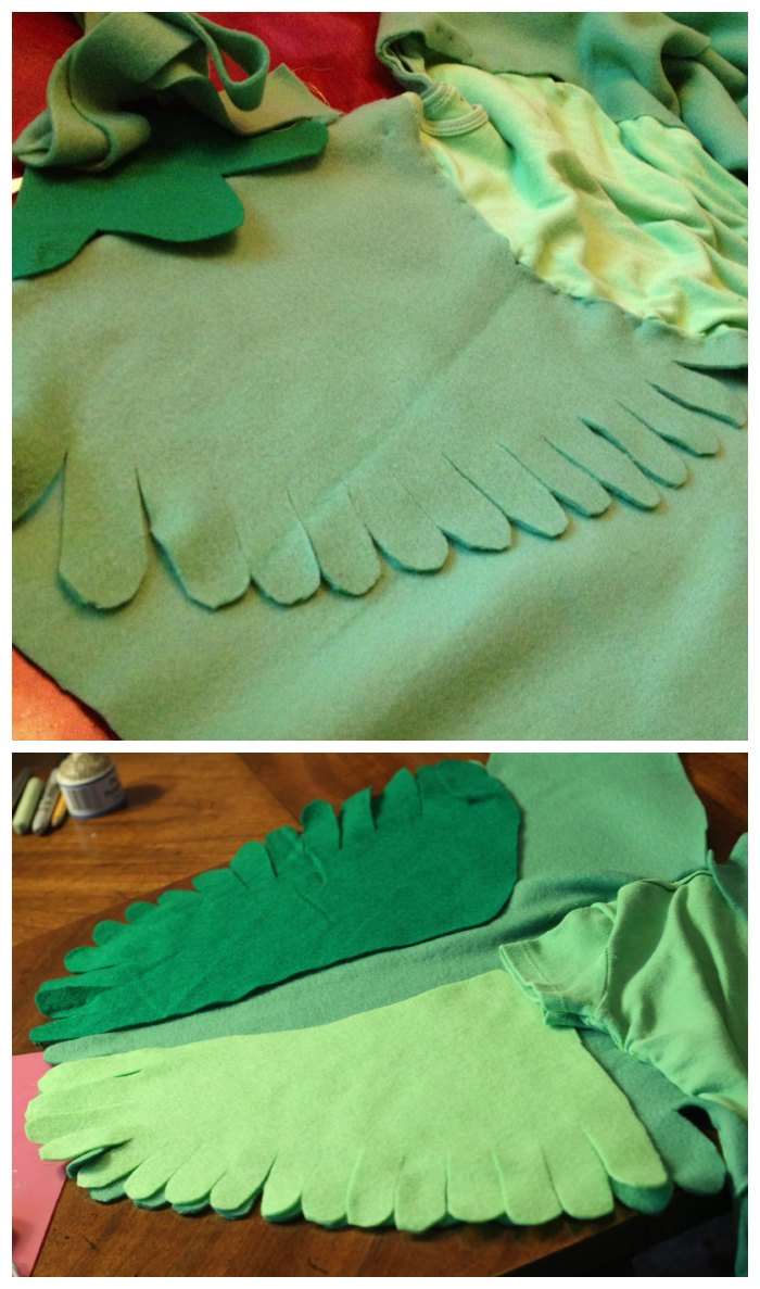 Skully DIY Parrot wings