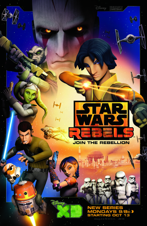Star Wars Rebels Printable Activities