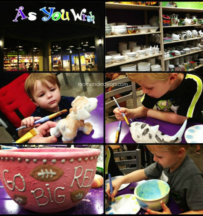 #AsYouWishPottery Event