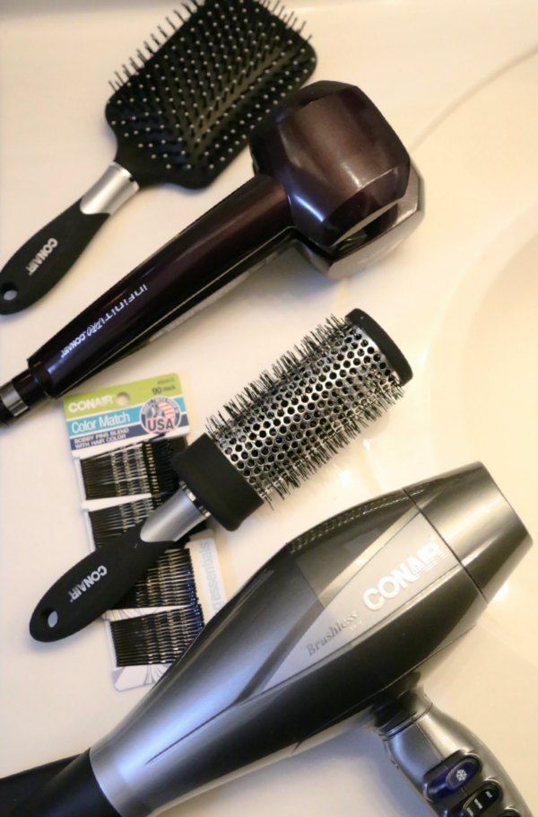 Conair Hair Styling tools #HeartMyHair