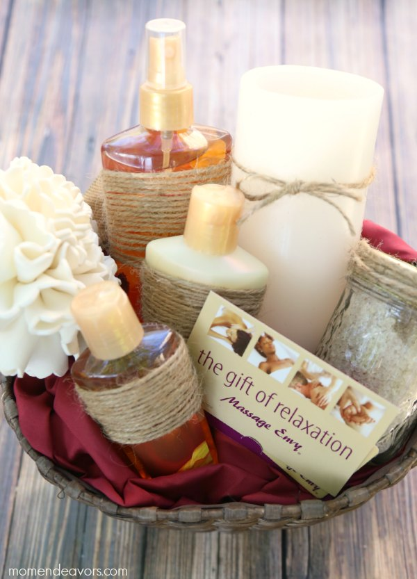 Diy relaxing spa gift idea solutioingenieria Image collections