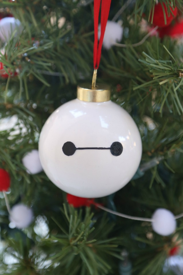 Disney's Big Hero 6 Baymax Ornament