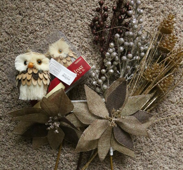 Fall Holiday Wreath Supplies