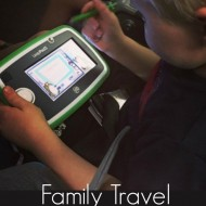 Family Travel – Educational Entertainment for Kids with LeapPad3
