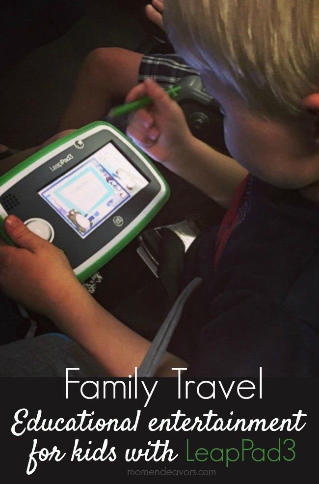 Famly Travel Entertainment for Kids - LeapPad3