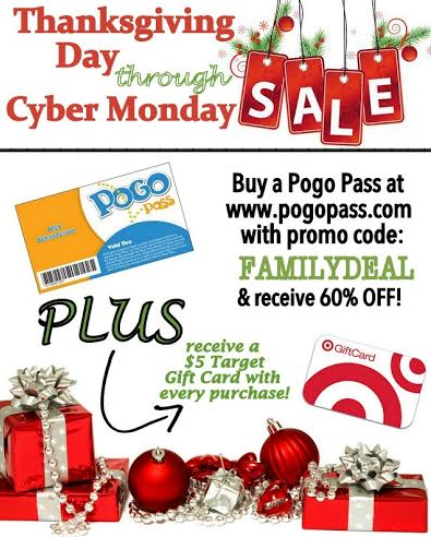 Phoenix POGO Pass Black Friday Deal