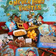 Jake and the Never Land Pirates Preschool Playdate #DisneyKids
