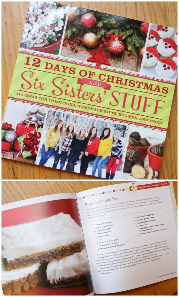 Six Sisters' Stuff 12 Days of Christmas