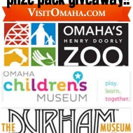 Visit Omaha – HUGE family fun giveaway!!