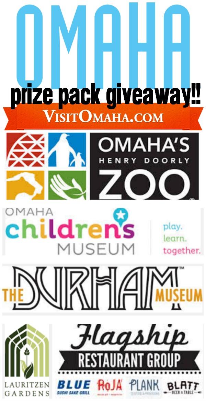 Visit Omaha Prize Pack Giveaway