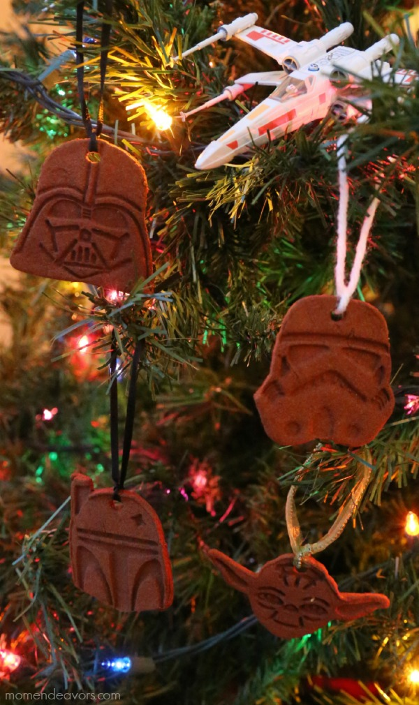 DIY Star Wars Ornaments