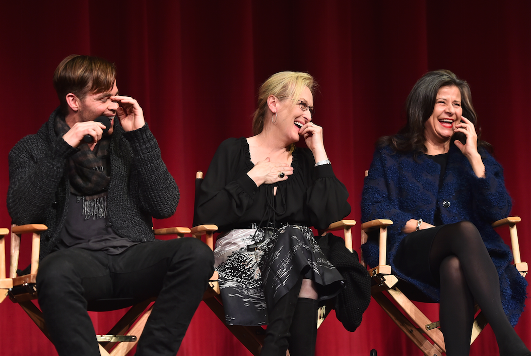 Disney's Into the Woods Cast Interviews