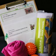 Fitness Gift Basket Idea