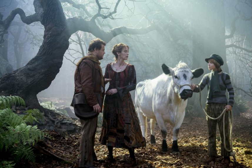 Into The Woods Cow Scene