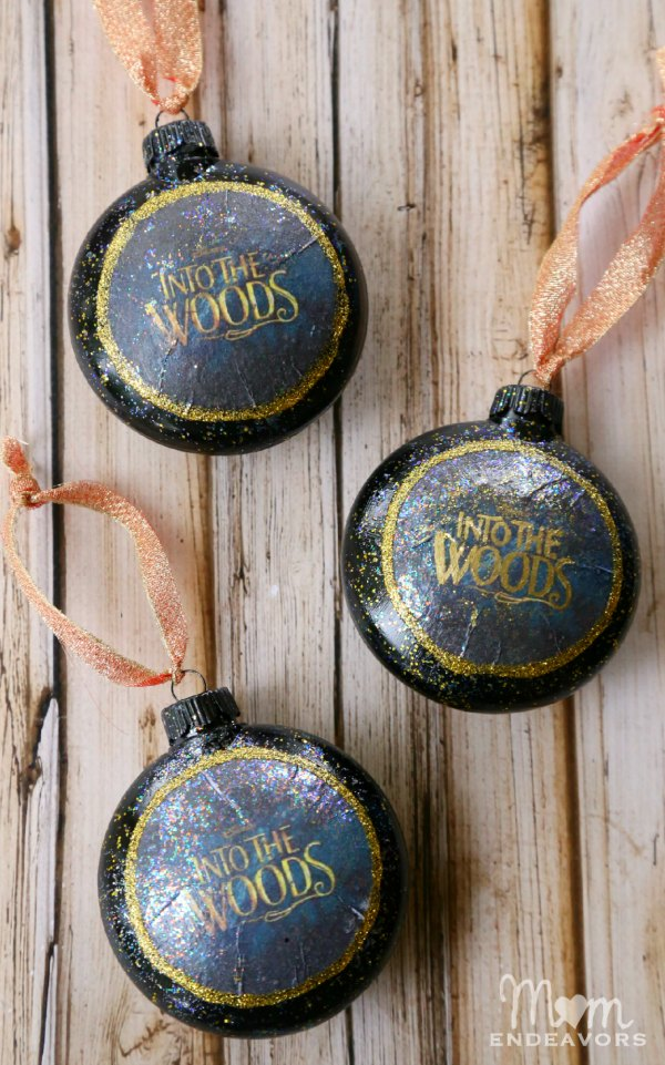 Into The Woods Ornament