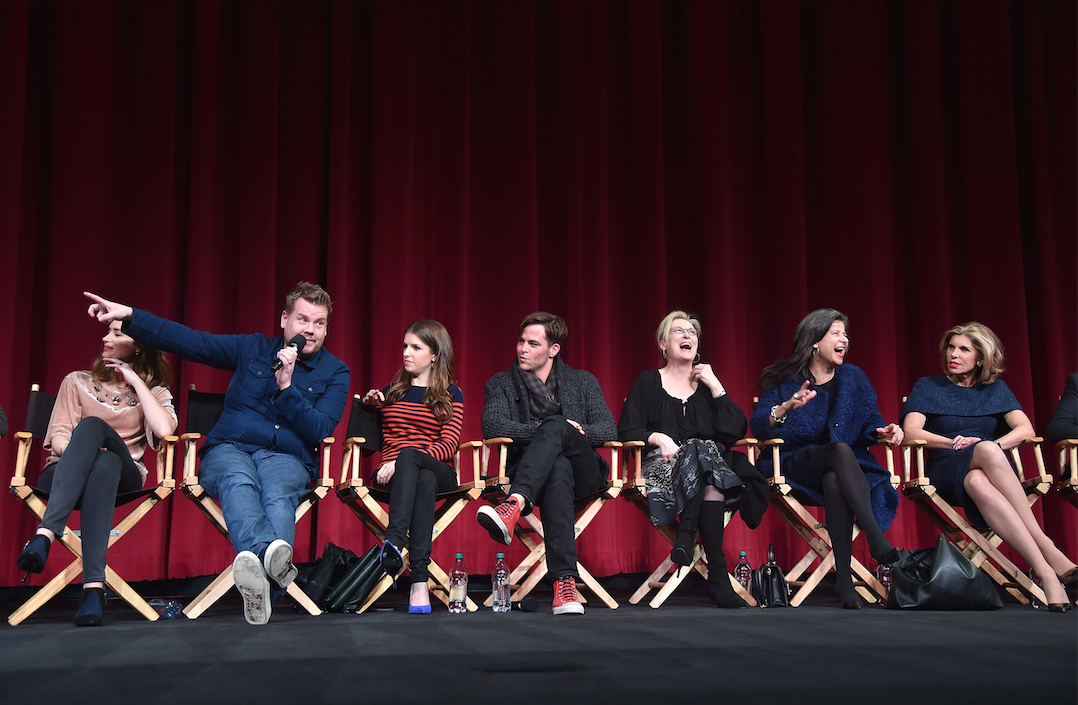 Into The Woods Q&A