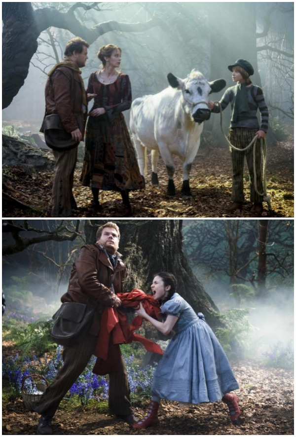 Into the Woods Exclusive Interview