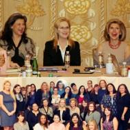 Into the Woods Interview: Meryl Streep, Tracey Ullman, & Christine Baranski