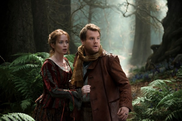 James Corden & Emily Blunt Into the Woods