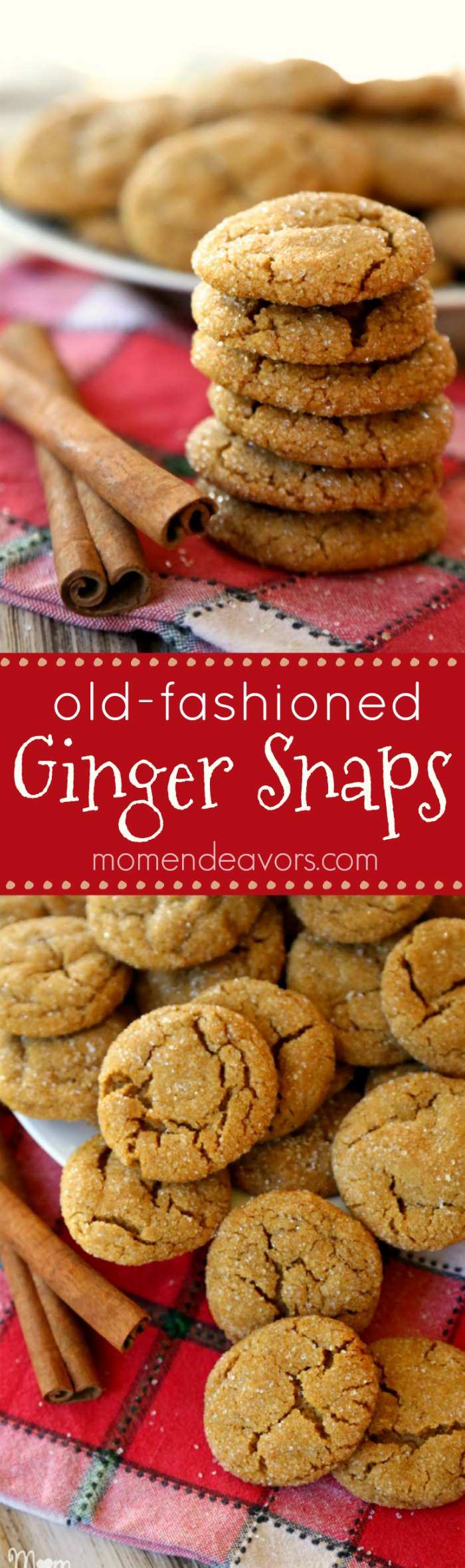 Old Fashioned Gluten Free Ginger Snap Cookies