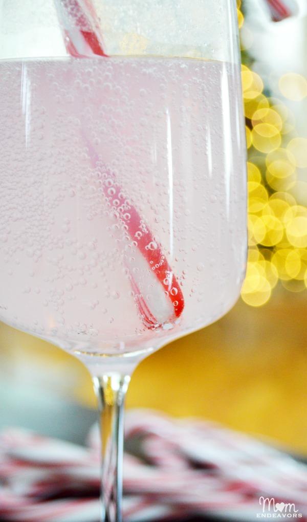 Peppermint Beach Cocktail
