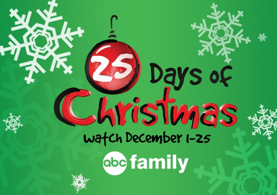 25 Days of Christmas ABC Family