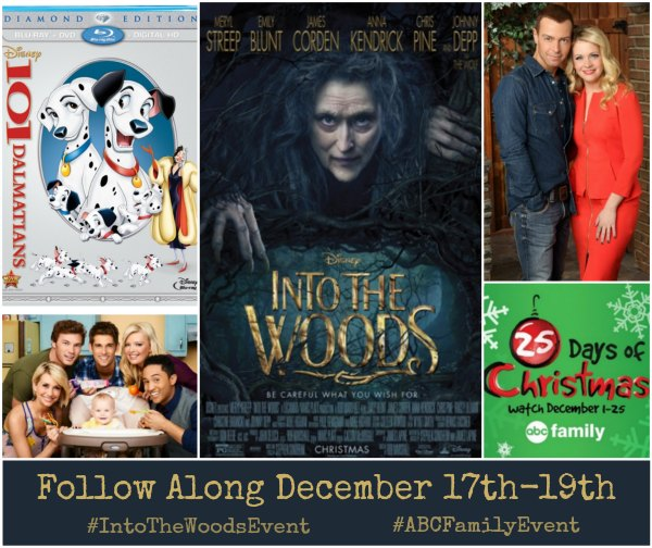 #intothewoodsevent