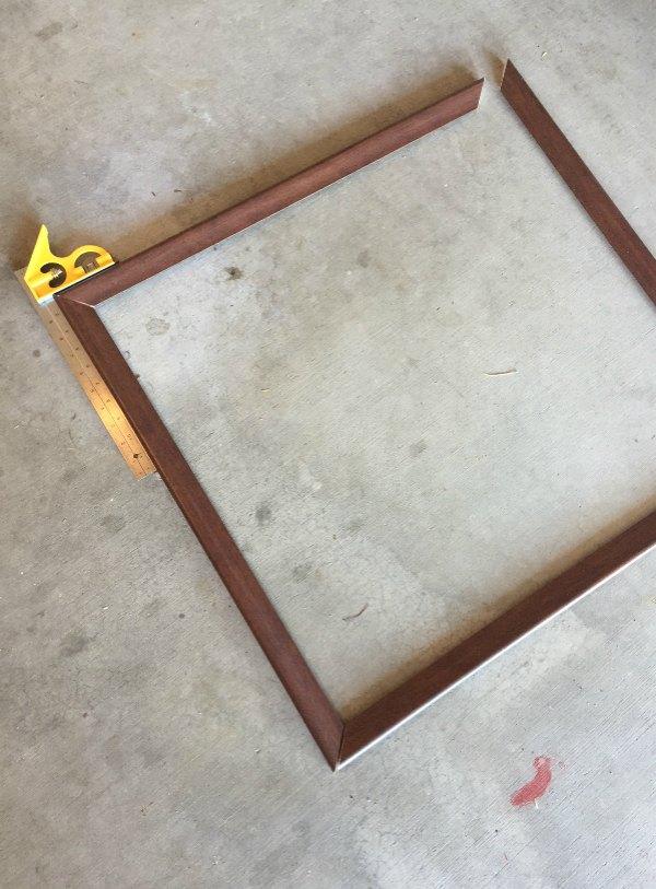 DIY Custom Frame
